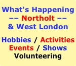 Things to do in Northolt and West London
